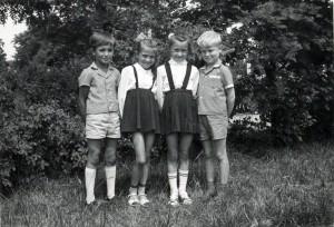 Zdjęcie z pierwszej klasy.